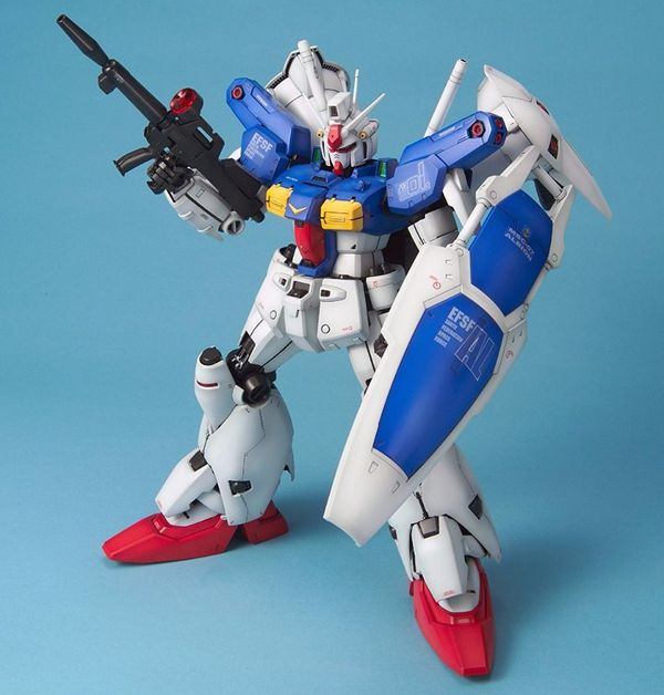 review RX-78 Gundam GP01 FB pg