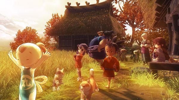 review Sakuna Of Rice and Ruin Nintendo Switch