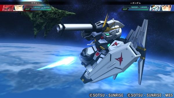 review SD Gundam G Generation Genesis Nintendo Switch
