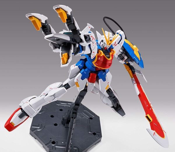 review Shenlong Gundam EW Liaoya Unit MG P-Bandai