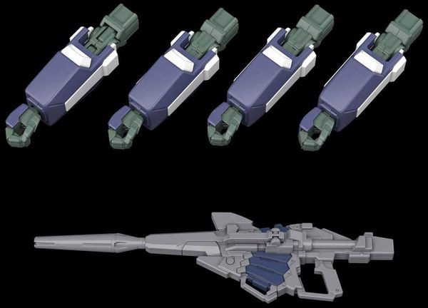 review Silver Bullet Suppressor HGUC