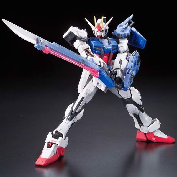 review Skygrasper Launcher Sword Pack rg gundam