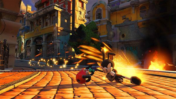 review Sonic Forces Nintendo Switch