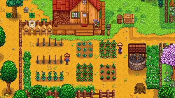 review Stardew Valley cho Nintendo Switch