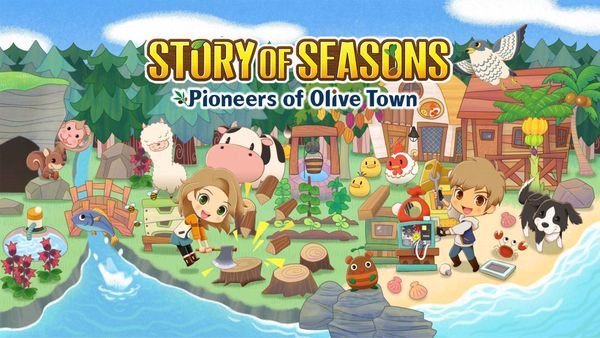 review Story of Seasons Pioneers of Olive Town Nintendo Switch