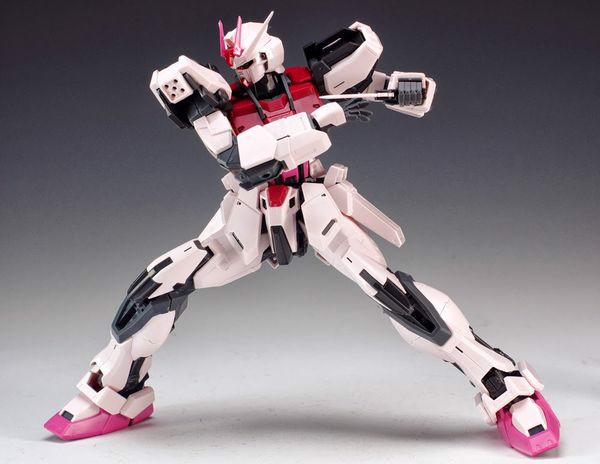 review Strike Rouge Ootori Ver RM MG Gundam