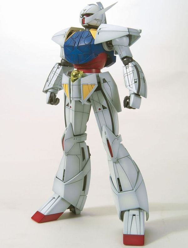 review Turn A Gundam MG