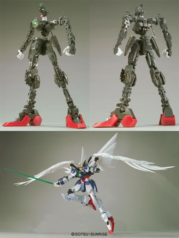 review Wing Gundam Zero Custom Special Pearl Coating PG gunpla