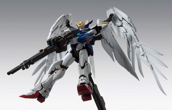 review Wing Gundam Zero EW Ver Ka mg