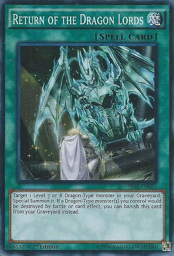 RISE OF THE TRUE DRAGONS STRUCTURE DECK YU GI OH TCG