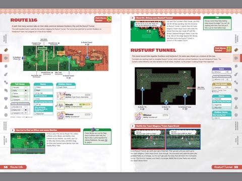 Pokémon Omega Ruby & Pokémon Alpha Sapphire The Official Hoenn Region Strategy Guide