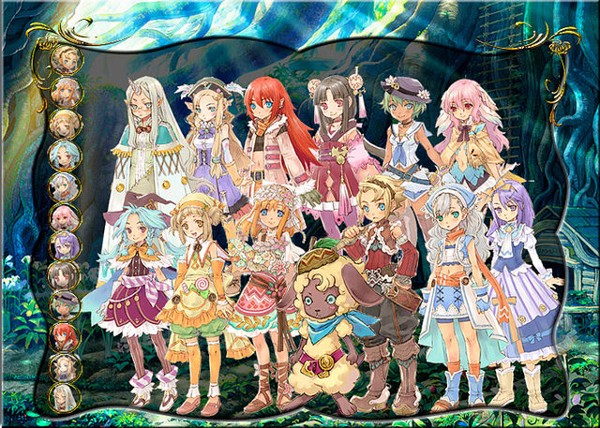 RUNE FACTORY 3 A FANTASY HARVEST MOON vietnam