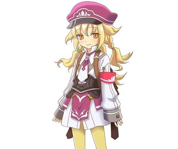 Rune Factory 5 nintendo switch Livia