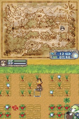 RUNE FACTORY A FANTASY HARVEST MOON nshop