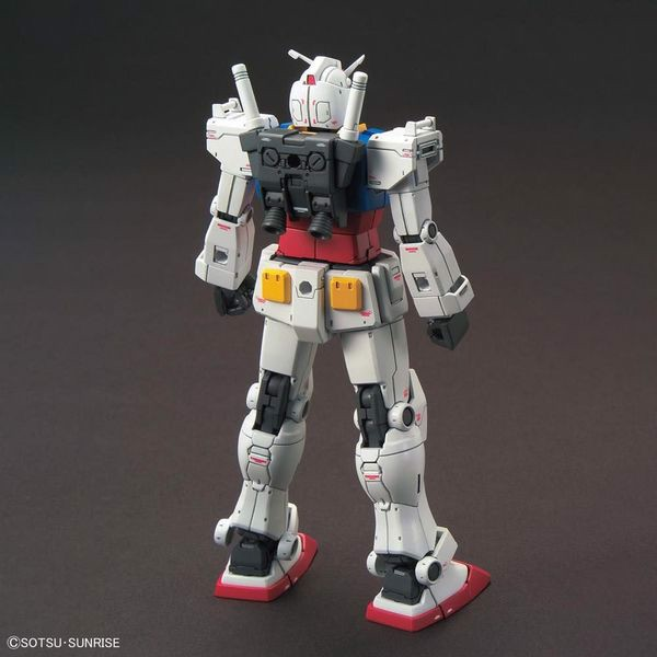 RX-78-02 Gundam The Origin hg bandai