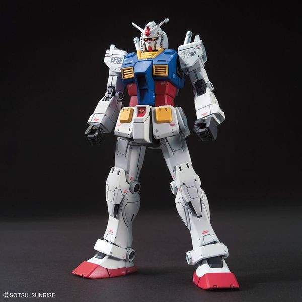 RX-78-02 Gundam The Origin hg real