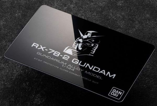 RX-78-2 Gundam Gundarium Alloy real