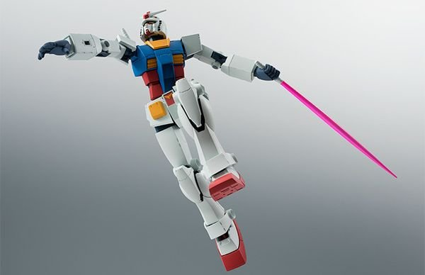 RX-78-2 Gundam Ver ANIME Robot Spirits Side MS nshop