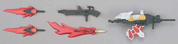 RX-Zeromaru SDBD Gundam model kit