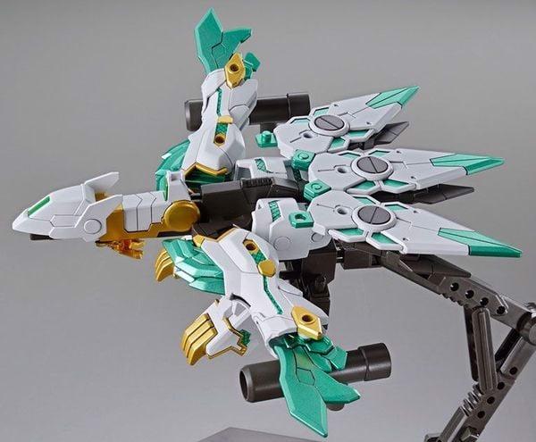 RX-Zeromaru Shinkikessho SDBD gundam bandai