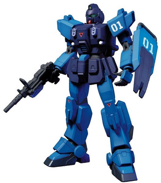RX 79BD 1 BLUE DESTINY UNIT 1 HGUC  1144