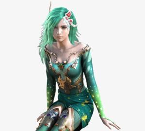 Rydia Final Fantasy 4