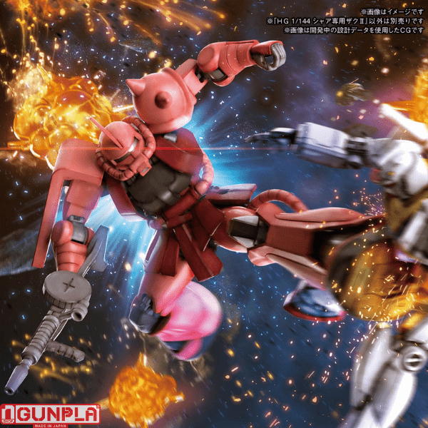 Mua Mô hình Gundam MS-06S Zaku II Principality of Zeon Char Aznable Mobile Suit  Revive giá rẻ