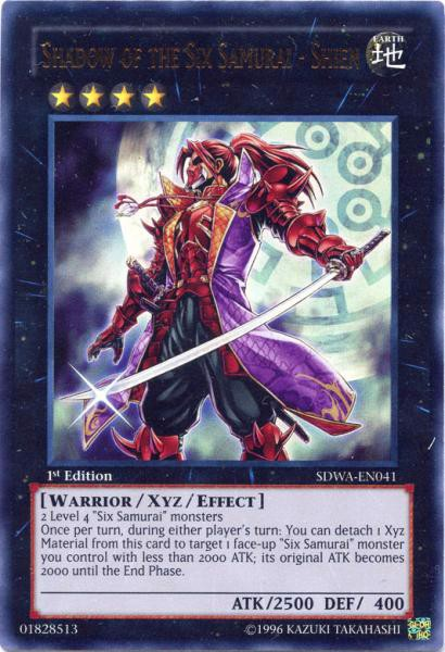 SHADOW SAMURAI VALUE BOX TCG