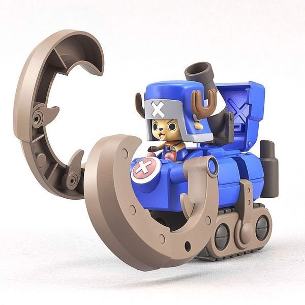 shop bán Chopper Robo Super 3 Horn Dozer One Piece bandai