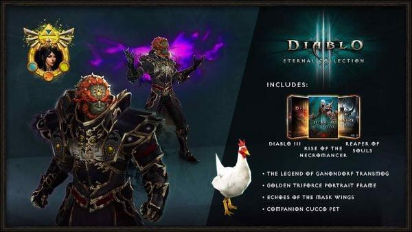 shop bán game Diablo 3 Eternal Collection Nintendo Switch