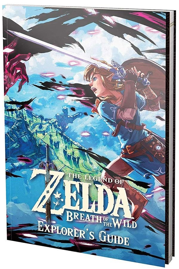 shop bán game The Legend of Zelda Breath of the Wild Starter Pack