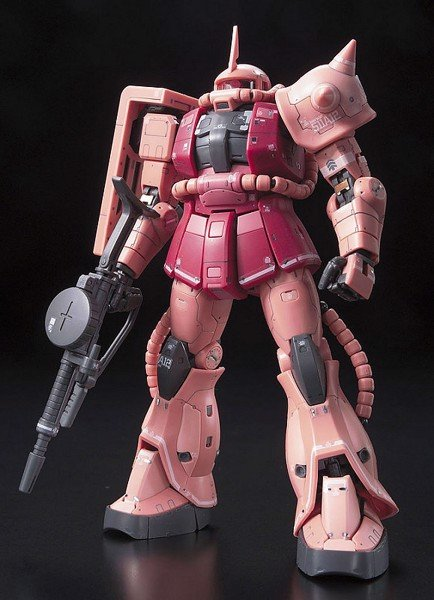 shop ban MS 06S ZAKU II CHAR AZNABLE CUSTOM MOBILE SUIT RG  1144