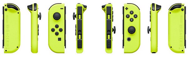 shop bán Nintendo Switch Joy-Con Controller Set Neon Yellow