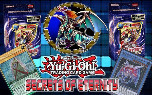 SECRETS OF ETERNITY SUPER EDITION TCG