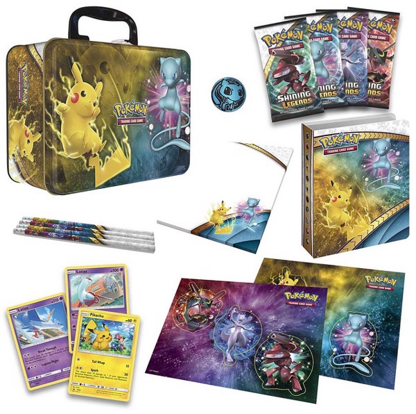 shop bán Shining Legends Collector Chest