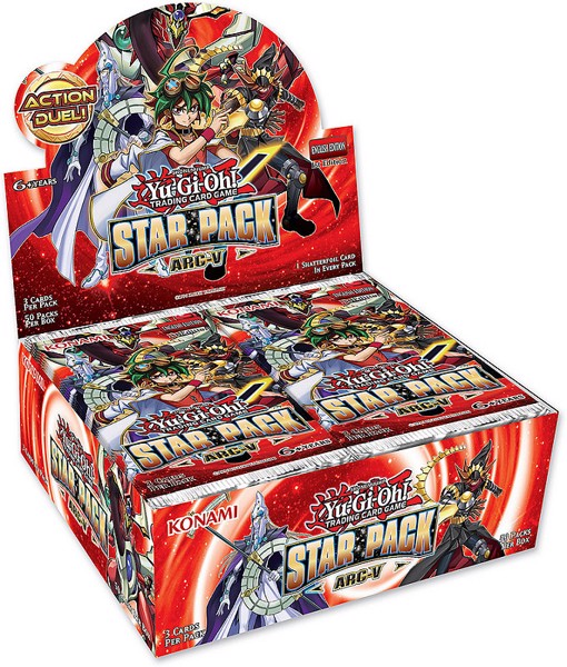 STAR PACK ARC V TCG