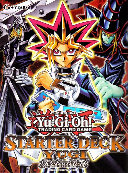 YUGI RELOADED STARTER DECK TCG
