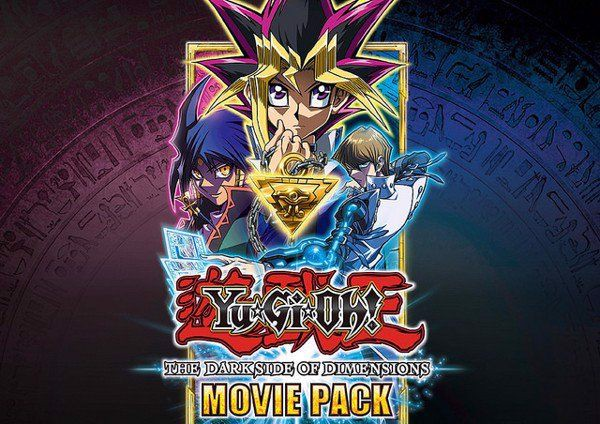 shop bán Yugioh Dark Side of Dimensions Movie Pack Special Edition