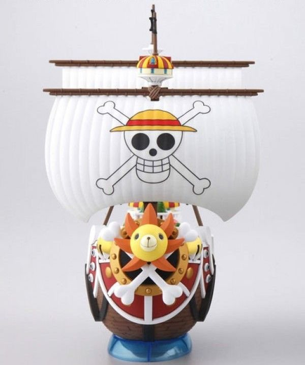 shop đồ chơi bán Thousand Sunny One Piece Grand Ship Collection