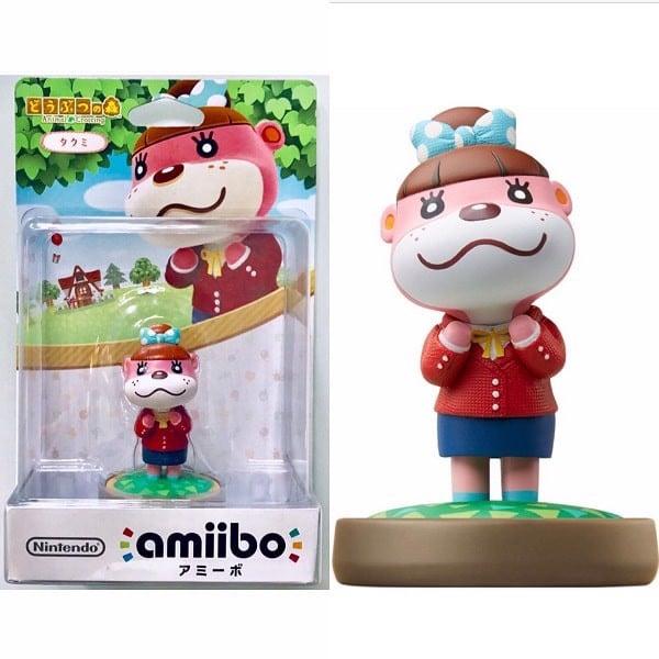 Shop game Amiibo Animal Crossing Lottie chính hãng Nintendo giá rẻ