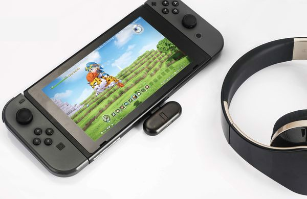 shop game bán Bluetooth adapter cho Nintendo Switch