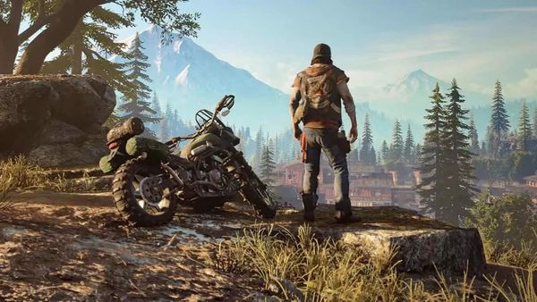 shop game bán Days Gone cho PS4