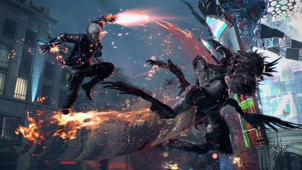 shop game bán Devil May Cry 5 cho ps4