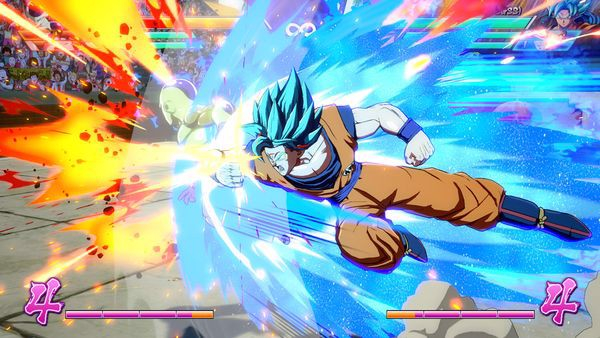 shop game bán Dragon Ball FighterZ cho Nintendo Switch