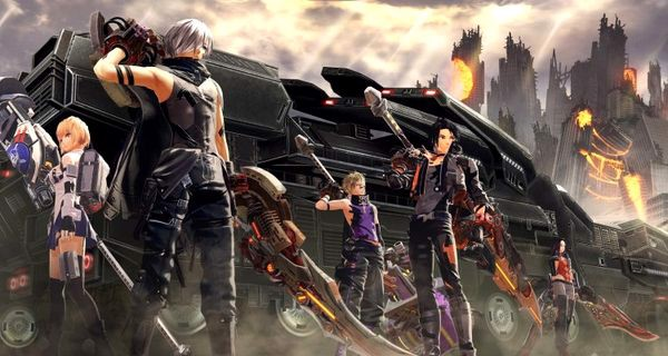 shop game bán God Eater 3 cho PS4
