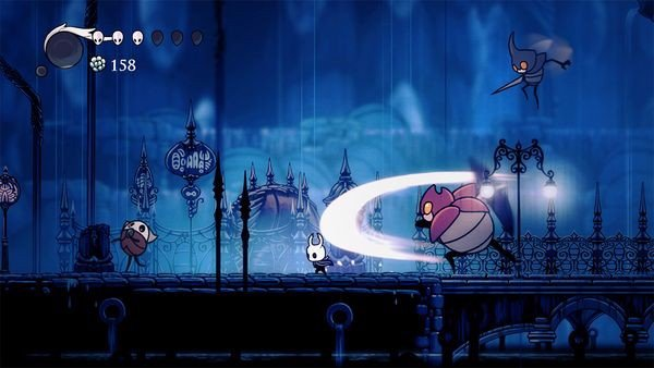 shop game bán Hollow Knight Nintendo Switch