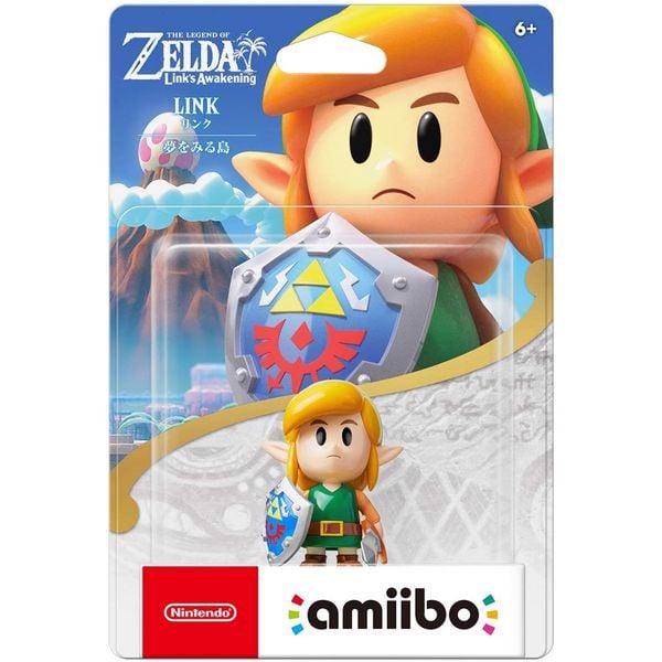 shop game bán Link amiibo Zelda Link