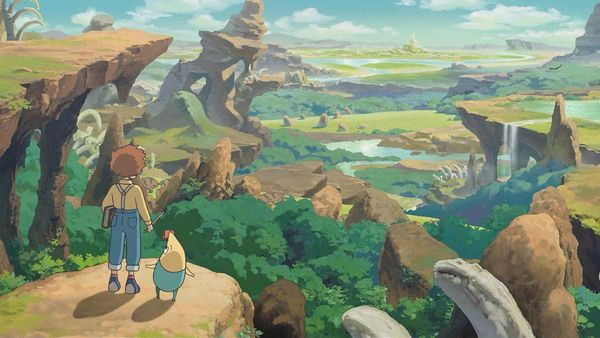 shop game bán Ni no Kuni Wrath of the White Witch cho Nintendo Switch