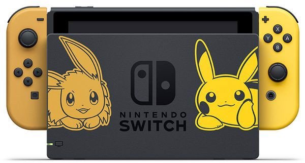 shop game bán Nintendo Switch Pokemon Lets Go Limited