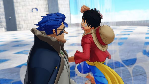 shop game bán One Piece World Seeker PS4